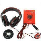 Gaming Headset Høretelefoner Sades SA-903