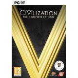 Civilization v PC spil Sid Meier's Civilization V: The Complete Edition