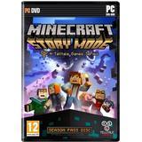 Minecraft pc PC spil Minecraft: Story Mode - A Telltale Game Series