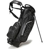 Golf Ecco Standbag Watertight - Black