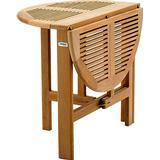 Rund - Konsolbord Havemøbler Kircodan Espresso Konsolbord