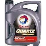 Biludstyr Total Quartz Ineo First 0W-30 5L Motorolie