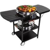 Elektrisk grill Muurikka Summer Kitchen Electric 48cm TO6831M