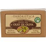 Kropssæbe Kropssæbe Erboristica Vegetable Soap Olive Oil 125g