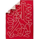 Plaider og tæpper Kay Bojesen Plaid Rød (120x80cm)