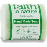 Kropssæbe Kropssæbe Faith in Nature Aloe Vera Soap 100g