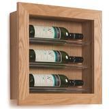 Opbevaring Traditional Wine Rack Picture Display Vinholder
