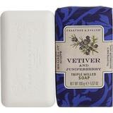 Kropssæbe Crabtree & Evelyn Vetiver & Juniperberry Triple Milled Soap 158g