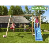 Legeplads Jungle Gym Tower 2-Gynger