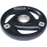 Vægtskiver Ziva Rubber Weight Plate 5kg