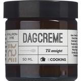 Ansigtsplejeprodukter Ecooking Dagcreme 50ml