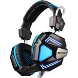 Gaming Headset Høretelefoner Sandberg Cyclone