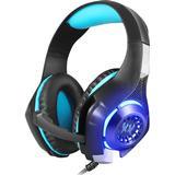 Gaming Headset Høretelefoner Sandberg Twister