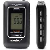AM - Personlig radio Sunstech RPD12