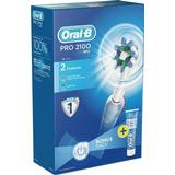 Eltandbørste Oral-B Pro 2100