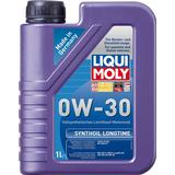0w30 Biludstyr Liqui Moly Synthoil Longtime 0W-30 1L Motorolie