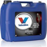 75w-80 - Gearkasseolie Valvoline Gear Oil 75W-80 20L Gearkasseolie