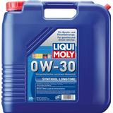 0w30 Biludstyr Liqui Moly Synthoil Longtime 0W-30 20L Motorolie