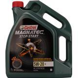 5w20 - Motorolie Castrol Magnatec Stop/Start 5W-20 E 5L Motorolie