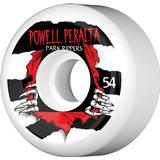 Skateboard Powell Peralta Park Ripper 54mm 103A 4-pack