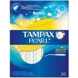 Tamponer Tampax Pearl Regular Tampons 20-pack