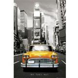 Plakater - By GB Eye New York Taxi No 1 Maxi 61x91.5cm Plakater
