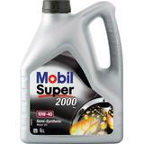 Biludstyr Mobil Super 2000 X1 10W-40 4L Motorolie