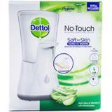 Hygiejneartikler Dettol No-Touch Starter Kit Aloe Vera 250ml Refill