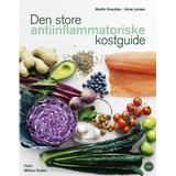 Paperback Bøger Den store antiinflammatoriske kostguide, Paperback