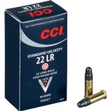 Ammunition CCI 22LR Standard 50