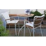 Havemøbel sæt/grupper Havemøbler Cinas Hard & Ellen Cafésæt, 1 borde inkl. 2 stole
