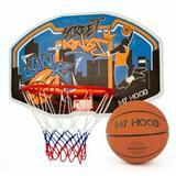 Basketkurv My Hood Basket On Plate