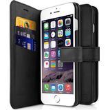 Mobiltelefon tilbehør ItSkins Wallet Book Case (iPhone 6 /6S /7)