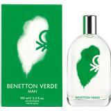 Herre Parfumer Benetton Verde Man EdT 100ml