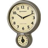 Vægur Bresser MyTime Retro Kitchen Clock & Timer Vægur