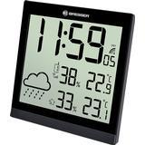 Vægur Bresser TemeoTrend JC LCD Weather 19.1cm Vægur
