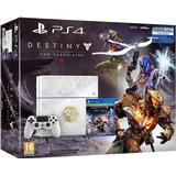 Playstation 4 - Hvid Spillekonsoller Sony PlayStation 4 500GB - Destiny: The Taken King - Limited Edition