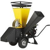 Kompostkværn - Benzindrevet Texas Expert Shredder 200