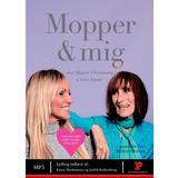 Linse og mopper Bøger Mopper og mig, Lydbog MP3