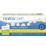Tamponer Natracare Cotton Tampons Regular 16-pack