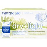 Inkontinense produkter Natracare Ecological Incontinence Protection Dry & Light 20-pack
