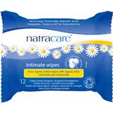 Intimservietter Natracare Organic Cotton Intimate Wipes 12-pack