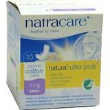 Hygiejnebind Natracare Natural Ultra Bind Long 10-pack
