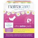 Hygiejnebind Natracare Ultra Extra Pads Super 10-pack
