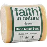 Kropssæbe Kropssæbe Faith in Nature Neem Soap 100g