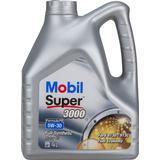 Biludstyr Mobil Super 3000 5W-40 4L Motorolie