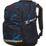 Barn Tasker Bergans 2GO 24L - Midnight Blue Triangle