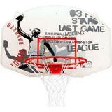 Basketball New Port plate