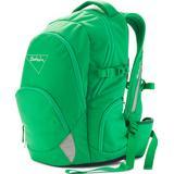 Skoletaske Ergobag Grinder 27L - Green