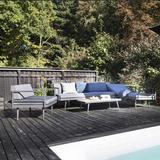 Havemøbel sæt/grupper Havemøbler Cinas Rio Loungesæt, 1 borde inkl. 2 sofaer